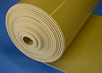 Rolls of Rubber Sheeting