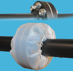 Flange Covers all PTFE