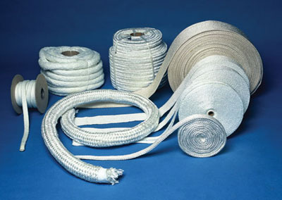 Fiberglass Braids, Ropes, Tapes & Sleeves
