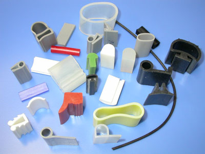 More rubber extrusions